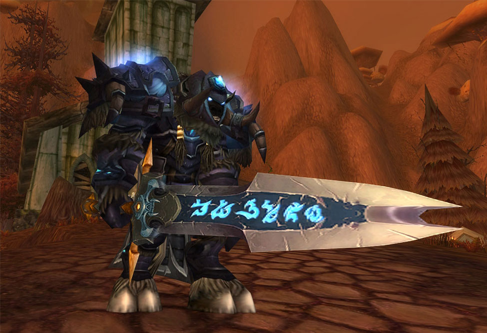 Death Knight Render Help You Death Knights to