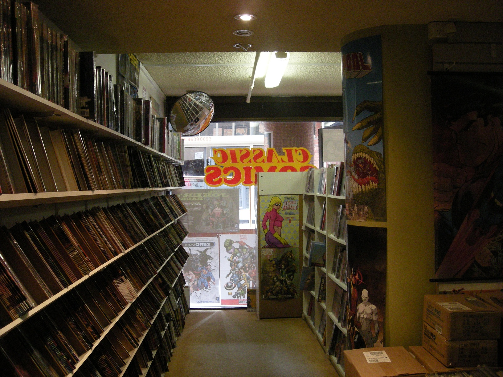 Comic Shops in Melbourne