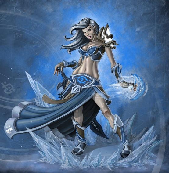 Ledová čarodějnice