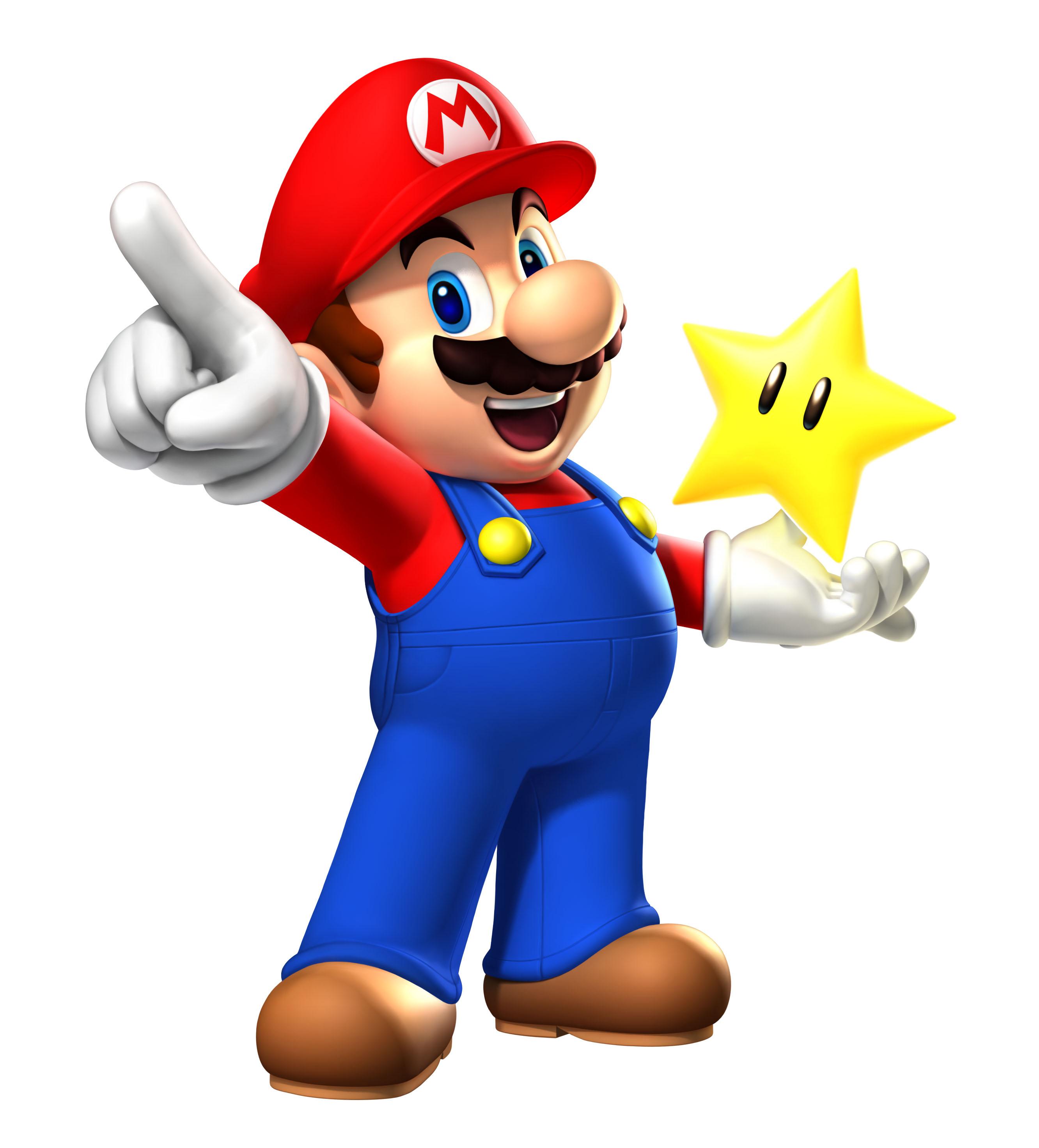 Nerd Culture Po... Mario