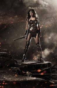 First look at Wonder Woman