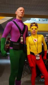 Lex Luthor & Kid Flash