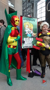 Mister Miracle & Granny Goodness