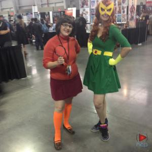 Velma & Marvel Girl