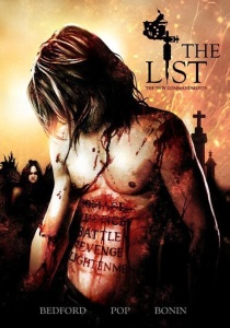 the list hardcover